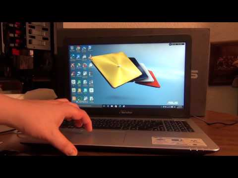 Installing a SSD in a brand New Asus Laptop F555LA-EH51