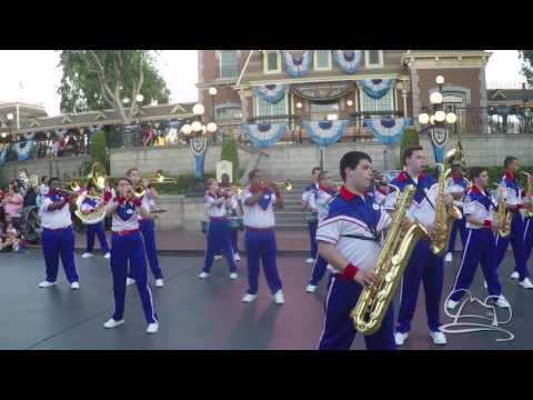 Star Wars Medley - First Day Disneyland Resort 2016 All-American College Band