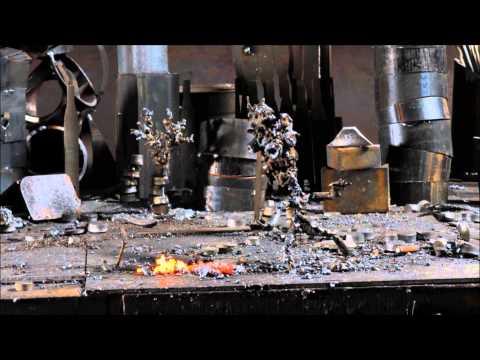 Metal Art Animation | Stop Motion | Metalwork Animation