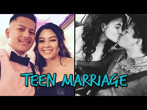 MARRIED AT 17 WITH NO BABY MY STORY | Teen Marriage