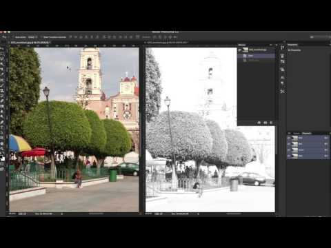 Color Profiles in Photoshop: GCR Profile Tutorial