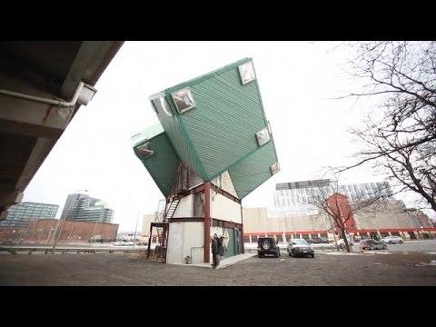 Hume: inside Toronto's cube house