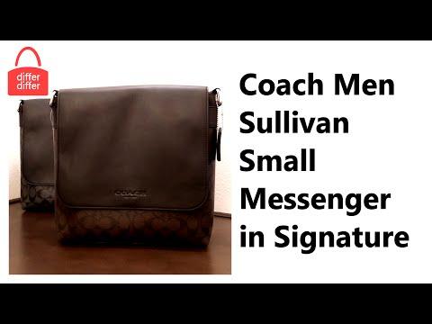จำหน่ายกระเป๋า Coach Messenger Signature PVC Crossbody Bag F54771 by ... 1c53e62361b79