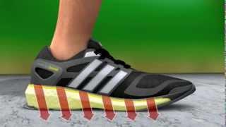 quality design 65c8a c7219 New BASF foam Infinergy revolutionizes adidas running shoe