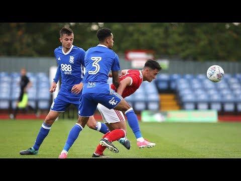 Highlights: Birmingham City Under 23s 1-3 Nottingham Forest Under 23s