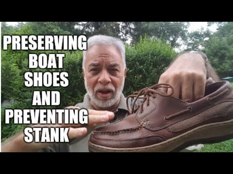 Product review: Solution for stinky boat shoes