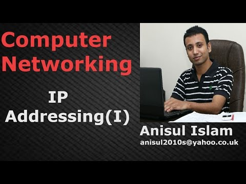 IP address & Subnetting Bangla Tutorial - 1 (Introduction to IP addressing)