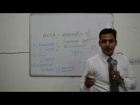 ACCA, UK - R S CLASSES