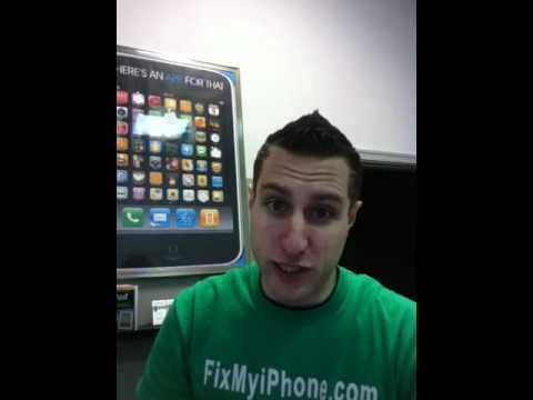Mobile Genius iPhone Repair Weekly Update