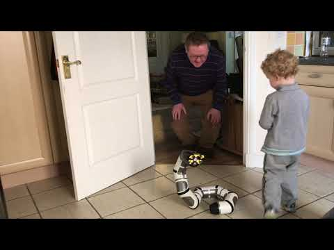 Wowwee Robotics RoboBOA Unboxing - Part 2