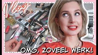 Makeup Stash Opruimen En Uitzoeken Met Eva 💄 😱 Vlog 35 | Sarah Rebecca