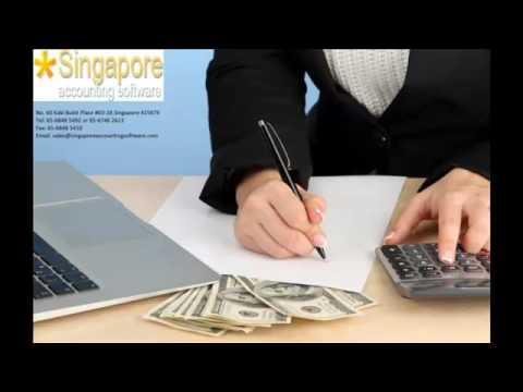 UBS Myob accounting software singapore
