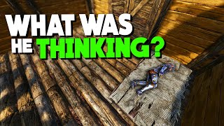 Dont Be Like This Guy! | Solo Life | Official PvP  | ARK: Survival Evolved | Ep 7