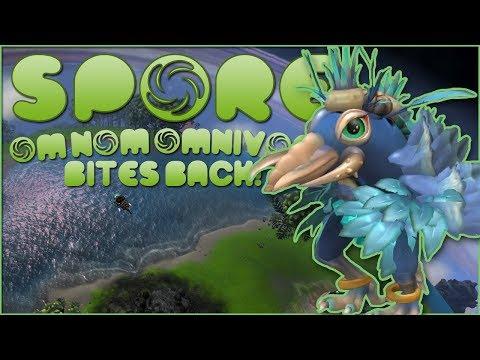 Returning to Our OM NOM Space Adventures!! ☄️ Spore: OM NOM BITES BACK!! - Episode #1