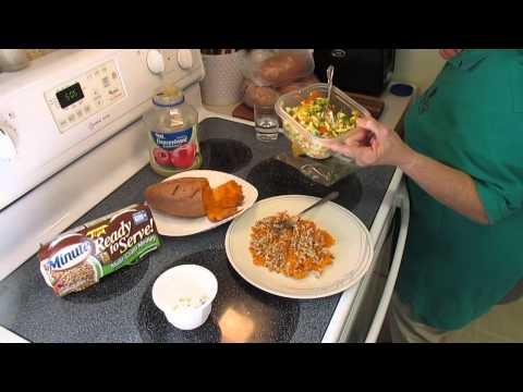 How To Make Fresh Sweet Potato Mash for Birds Parrots