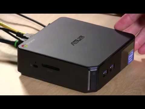 Asus Chromebox Review - M004U Desktop