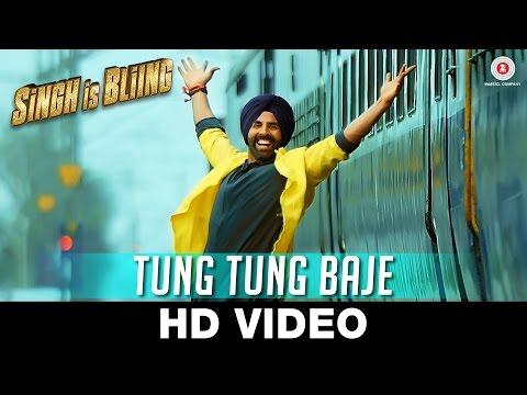 Tung Tung Baje - Singh Is Bliing  Akshay Kumar  Amy Jackson  Diljit Dosanjh  Sneha Khanwalkar
