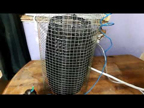 How to build a 10,000 volt Bug Zapper