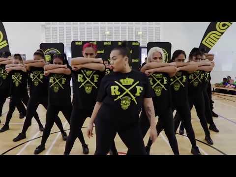 The Royal Family  - Marcellin College 2018| PARRI$ CHOREO BBHMM - Rihanna (Remix)