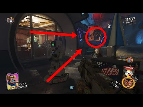 COD Infinite Warfare Zombies - Out Of Map Glitch (WORKING) (NEW)