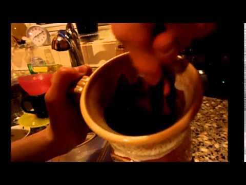 how to make ice cream salt crystals