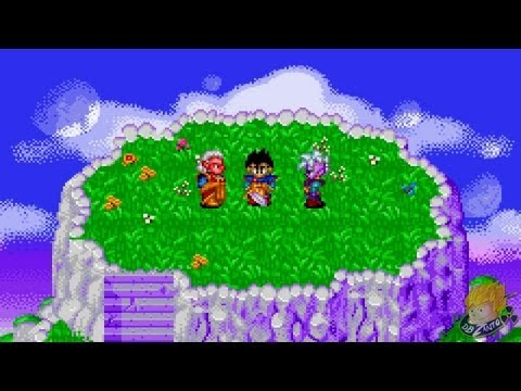Dragon Ball Z: Buu's Fury | The Z-Sword | (Part 17)【HD】