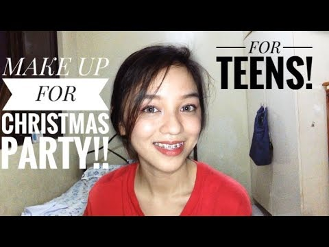 Make up for Christmas Party  alex aringoy ❤️