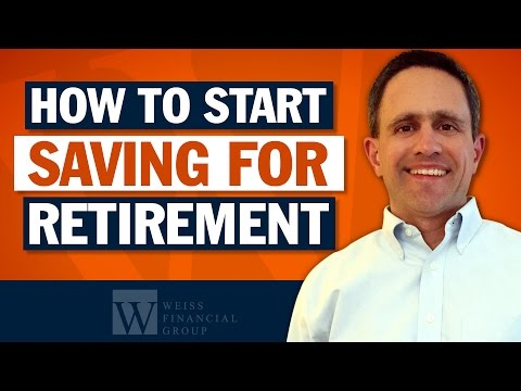 How to Save For Retirement - 6 Tips to Help You Begin or Improve Your Retirement Savings Strategy