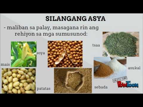 Download MP3 | mga likas na yaman ng asya | Video Jinni