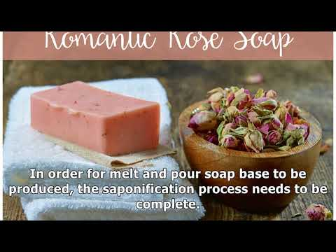 How To Make Soap - Melt and Pour Soap - DIY Soap Making at Home