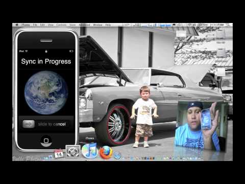 Wifi Sync: How to sync iTunes Wirelessly iPhone, Ipod Touch and soon iPad.