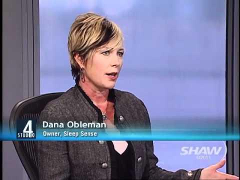 Getting Baby to Sleep: Dana Obleman on Studio 4 with Fanny Kiefer