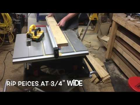 How to Make Cove Molding and Base Cap