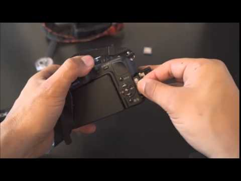 how to remove stuck memory card ( lumix or others ) - carte sd bloquée dans camera