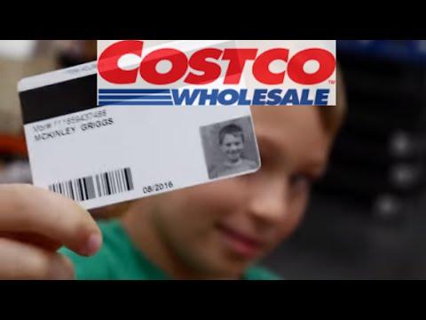 How did my Kids GET Costco Membership?!