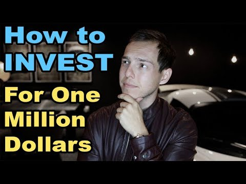 How to INVEST your way to a Million Dollars