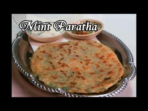 Mint Paratha