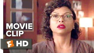 Hidden Figures Movie CLIP - Russian Spy (2016) - Taraji P. Henson Movie