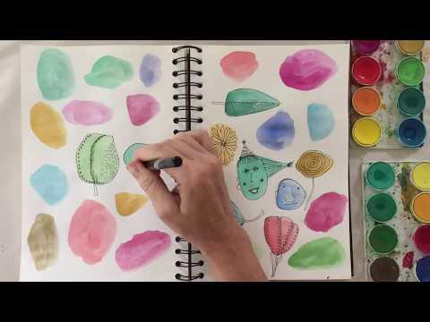 Starting an Art Journal