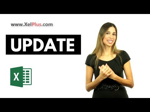 Update - News to Share and Upcoming Excel Videos, Tutorials & Courses
