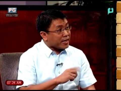 [Good Morning Boss] Panayam kay Allan Gepty ukol sa intellectual property rights [10|17|14]