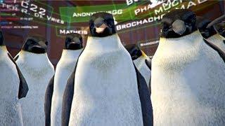 VRChat Club Penguin Family