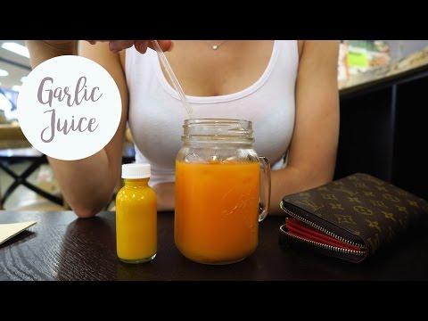 Garlic Juice | Vlogmas