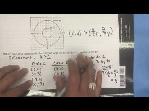 8.3C Dilations on the Coordinate Plane