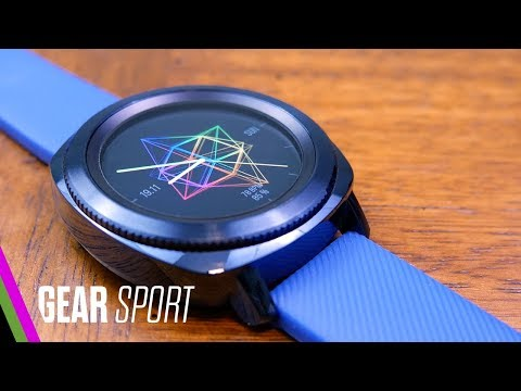 Samsung Gear Sport REVIEW - Workouts, Fitness and iPhone