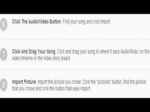 TheEmpys - How to Create Lyric Videos on Youtube Using Windows Movie Maker ( BEST WAY )