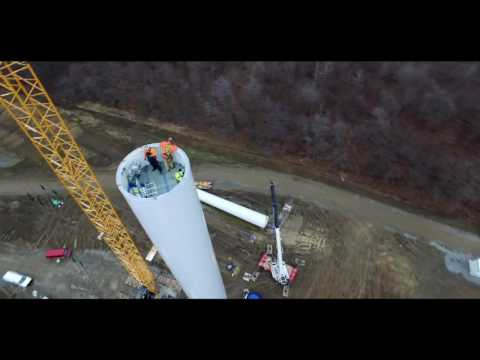 New Wind Turbines Help Whirlpool Corporation Generate Clean Energy in Ohio