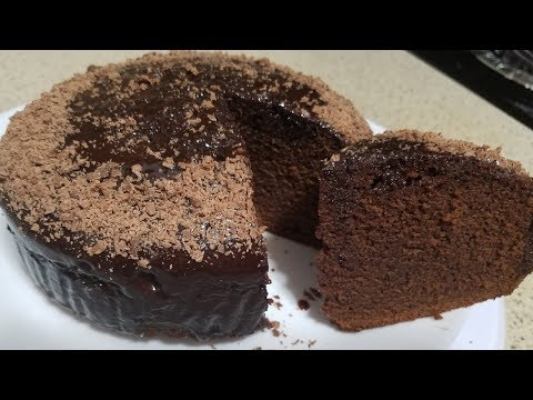 Easy and Tasty chocolate cake without oven with English subtitle |Chocolate cake | Christmas special