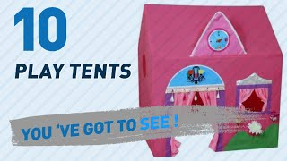 Play Tents, India 2017 Collection // Popular Sport & Outdoor