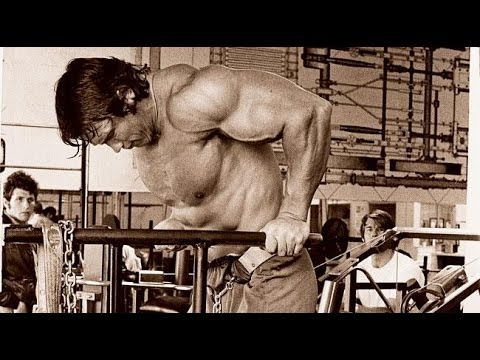 Training Upper Body For a Big Chest, Back, Arms and Shoulders